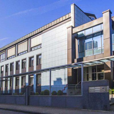 Das Gebäude der Union Stiftung
